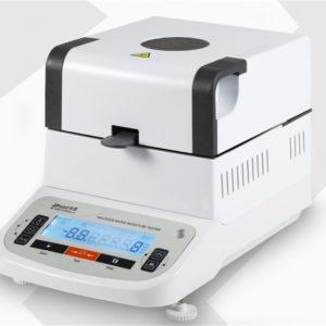 Jual MD100A Halogen Food Moisture Analyzer Food Moisture Content Measuring Instrument Milk Solid Content Detection Equipment
