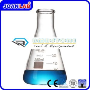 Jual JOAN Lab Borosil Glass Erlenmeyer Flask Manufacture