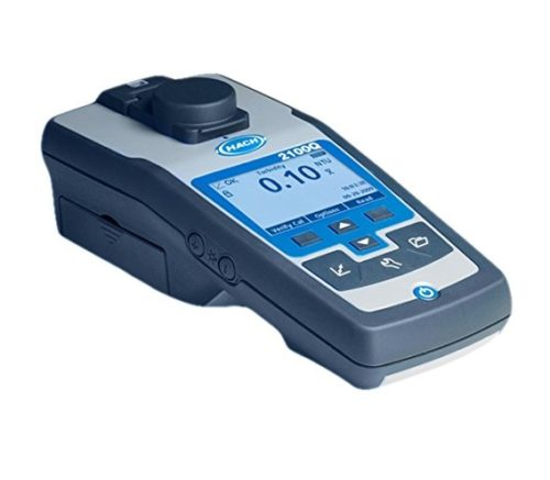 Jual Hach 2100Q01 2100Q Portable Turbidimeter