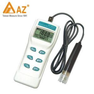 Jual Taiwan AZ AZ8402 Portable Dissolved Oxygen Meter Dissolved Oxygen Meter Water Aquaculture Tester